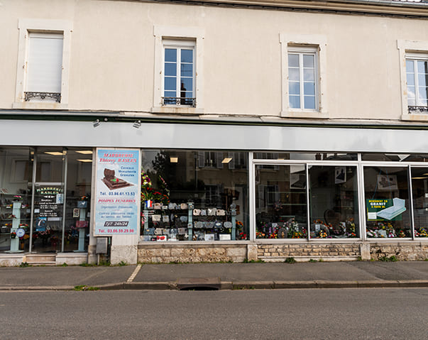 Pompes funèbres Rasles à Nevers - Allier (03)